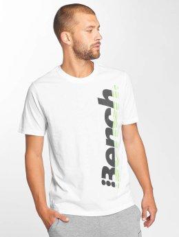 Bench T-Shirt Performance blanc