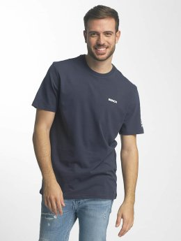 Bench T-Shirt Small Logo blau