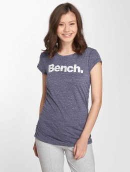 Bench T-Shirt Logo blau
