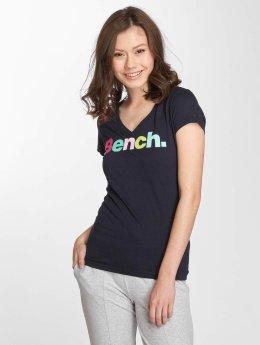 Bench T-Shirt Shootclean blue