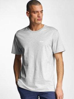 Bench t-shirt Heavy grijs