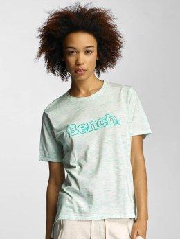 Bench T-shirt Synchronization grön
