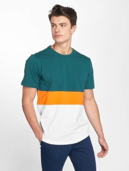 Bench t-shirt Stripe groen