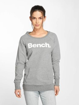 Bench T-Shirt manches longues Life gris
