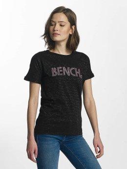 Bench T-Shirt Life noir