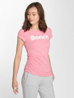 Bench T-Shirt Logo pink