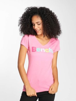 Bench T-shirt Shootclean rosa