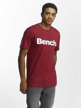 Bench T-Shirt Corp rouge