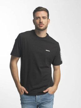 Bench T-Shirt Small Logo schwarz