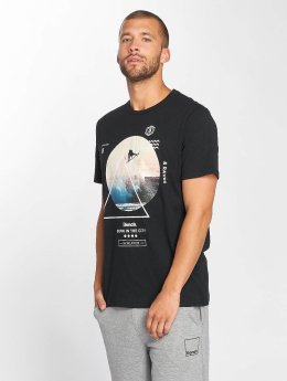 Bench T-Shirt Performance schwarz