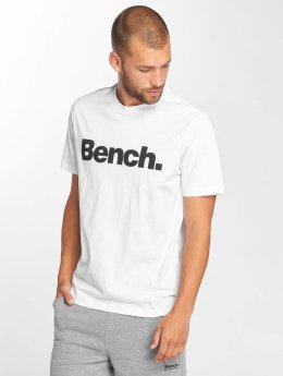 Bench T-Shirt Life weiß