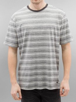 Bench YD Stripe T-Shirt Black