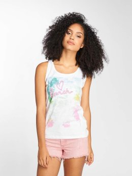 Bench Tanktop Photoprint wit