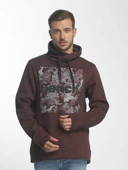 Bench trui High Neck rood