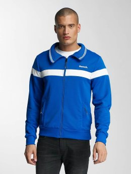 Bench Übergangsjacke Funnel Neck blau