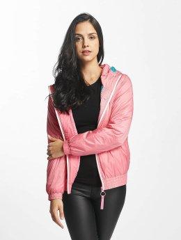 Bench Veste mi-saison légère Light Padded rose
