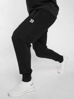 Better Bodies joggingbroek Tapered zwart