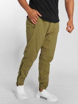 Better Bodies Pantalons de jogging Harlem kaki