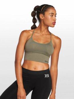 Better Bodies Sport BH Astoria groen