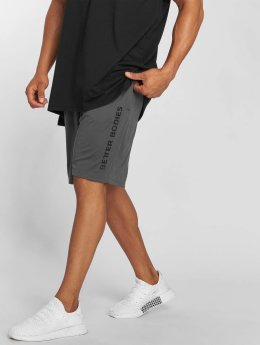 Better Bodies Sport Shorts Loose Function grau