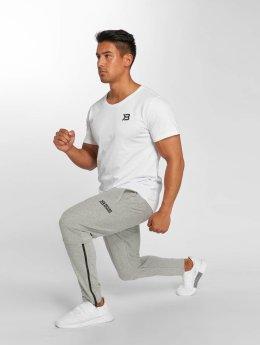 Better Bodies Sportshirts Hudson  biela