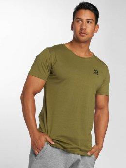 Better Bodies Sportshirts Hudson khaki
