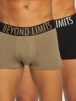 Beyond Limits Bokserit BOB musta