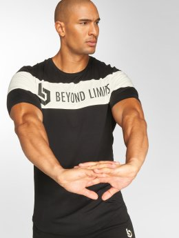 Beyond Limits Camiseta Chronicle negro
