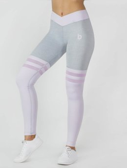 Beyond Limits Legging Overknee gris
