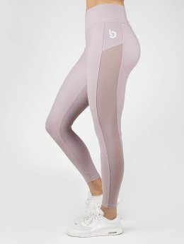 Beyond Limits Legging High Waist Mesh rose
