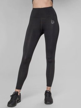 Beyond Limits Leggingsit/Treggingsit Pure Highwaist musta