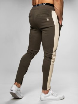 Beyond Limits Pantalone ginnico Foundation  cachi