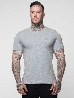 Beyond Limits Sportshirts Basic šedá