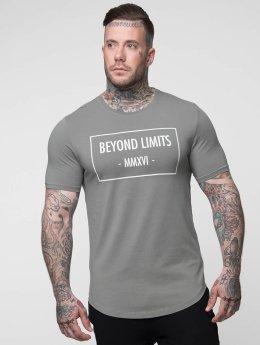 Beyond Limits Sportshirts Signature hnědožlutý