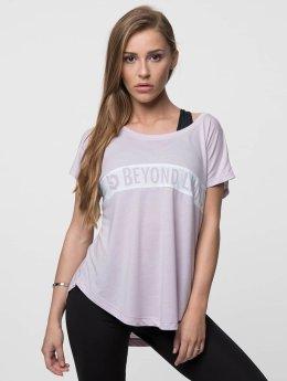 Beyond Limits T-shirts Casual rosa