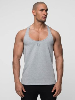 Beyond Limits Tank Tops Casual Stringer harmaa