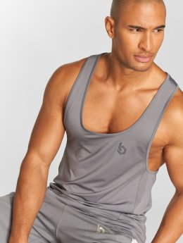 Beyond Limits Tank Tops Basic harmaa