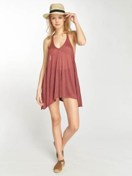 Billabong Frauen Kleid Twisted View in rot