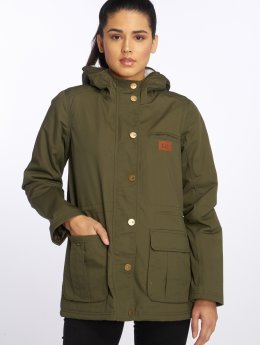Billabong Lightweight Jacket Facil Iti  olive