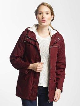 Billabong Manteau hiver Facil Iti rouge