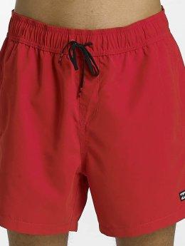 Billabong Short de bain All Day LB 16 rouge