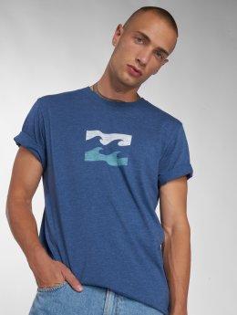 Billabong t-shirt Wave blauw