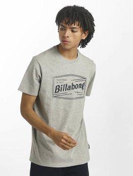 Billabong t-shirt Labrea grijs