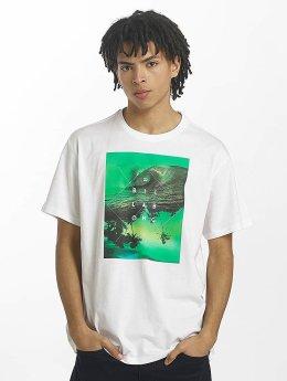 Billabong T-Shirt Cross Section weiß
