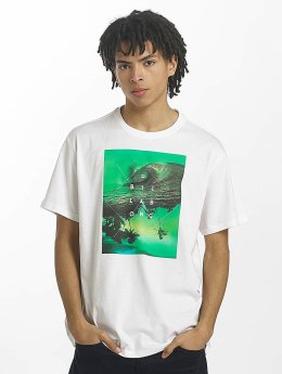 Billabong t-shirt Cross Section wit