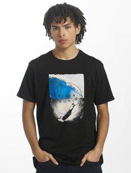 Billabong t-shirt Chilly zwart