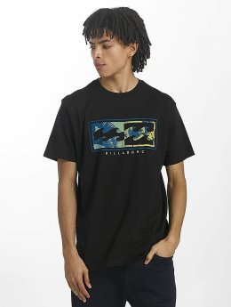 Billabong T-Shirty Inverse czarny