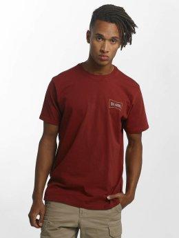 Billabong T-Shirty Craftman czerwony