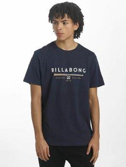 Billabong T-Shirty Unity niebieski