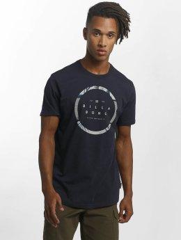 Billabong T-Shirty Spinning niebieski